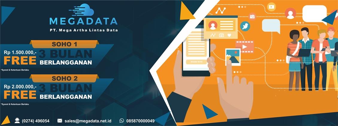 Promo Internet Murah 2020 Di Yogyakarta Dan Klaten